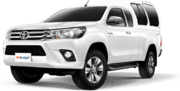 Toyota Hilux, Excellent offer Khon Kaen