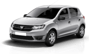 Dacia Sandero, Excellent offer Fort-de-France