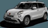 Fiat 500L, Alles inclusief aanbieding Mestre