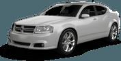 Dodge Avenger ou équivalent, Excelente oferta San Luis
