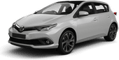Toyota Auris, Alles inclusief aanbieding Faeröer eilanden