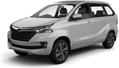 Toyota Avanza, Buena oferta Aeropuerto Internacional Soekarno-Hatta