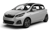 PEUGEOT 108, Beste aanbieding Queen Alia International Airport