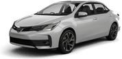Toyota Corolla, Excellent offer Leknes Airport