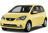 Seat Mii, good offer Naxos (city)