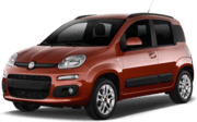 Fiat Panda, good offer Naples Airport