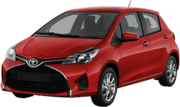 Toyota Yaris, good offer Hua Hin