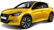Peugeot 208, Gutes Angebot Mallorca ohne Kreditkarte