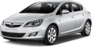 Opel Astra, Excellent offer Bremen Airport