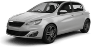 Peugeot 308 o similar, good offer Alicante