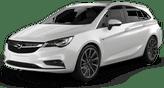Opel Astra Estate, Buena oferta Zúrich
