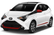 Toyota Aygo 5dr A/C, Cheapest offer Costa Teguise