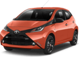 Toyota Aygo, Excellent offer Iceland