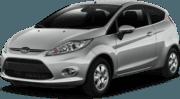Ford Fiesta, Günstigstes Angebot Flughafen  Memmingen