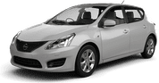 Nissan Tiida, good offer Salalah