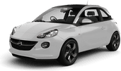 Opel Adam, good offer Funchal Airport