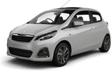 Peugeot 108, good offer Nice Airport