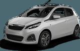 Peugeot 108, Buena oferta Aeropuerto Internacional Niza Costa Azul