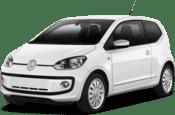 VW UP, Alles inclusief aanbieding Düsseldorf