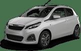 Peugeot 108, Alles inclusief aanbieding Horta