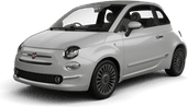 Fiat 500, Cheapest offer Dusseldorf Airport