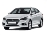HYUNDAI SOLARIS 1.6, Cheapest offer Azerbaijan
