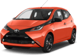 TOYOTA AYGO, Cheapest offer Reutlingen
