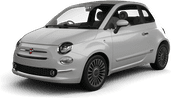 Fiat 500 or similar, Cheapest offer Hamburg
