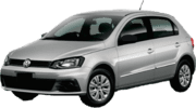 VW Gol, good offer Cancún International Airport