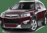 Holden Captiva, good offer Marlborough Region