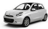 Nissan March o similar, Cheapest offer General Heriberto Jara International Airport