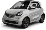 Smart Fortwo of vergelijkbaar, Cheapest offer Gustavia