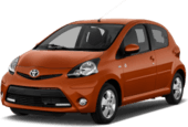 TOYOTA AYGO, Cheapest offer Estonia