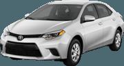 Toyota Corolla, Alles inclusief aanbieding Ayers Rock Airport
