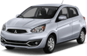 Mitsubishi Mirage, good offer Alaska