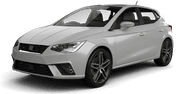 Seat Ibiza, Beste aanbieding Henri Coandă International Airport