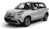 Fiat 500L, good offer Palermo Airport