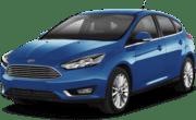Ford Focus, Excelente oferta Aeropuerto de Basilea-Mulhouse-Friburgo
