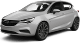 Opel Astra, Excellent offer Luxembourg Airport