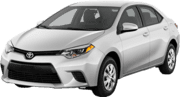 Toyota Corolla, Excellent offer Calgary International Airport