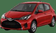Toyota Yaris, Buena oferta Aeropuerto de Koh Samui
