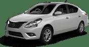 Nissan Versa or similar, Goedkope aanbieding San Francisco