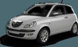 Lancia Ypsilon o simile, good offer Olbia Costa Smeralda Airport