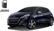 Peugeot 208, Cheapest offer Leknes Airport