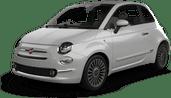 Fiat 500 or similar, Cheapest offer Paris