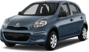 Nissan Micra, Cheapest offer Odessa International Airport
