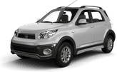 Daihatsu Terios, good offer Cape Verde Islands