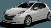 Peugeot 208, Alles inclusief aanbieding Zwitserland