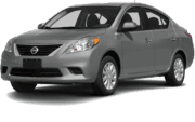 NISSAN VERSA, good offer Salt Lake City International Airport
