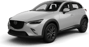 Mazda CX-3, good offer Catania Airport